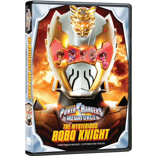 Power Rangers Megaforce: Mysterious Robo Knight: Volume 2