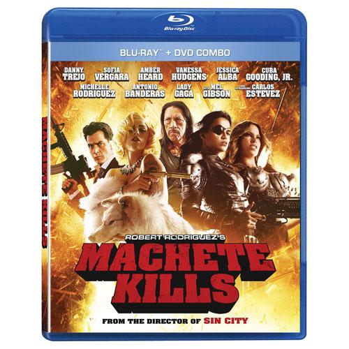 Machete Kills (Blu-ray Combo) (2013)