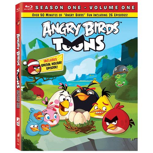 Angry Birds Toons: Volume 1 (Blu-ray)