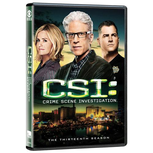 CSI: Vegas Saison 13