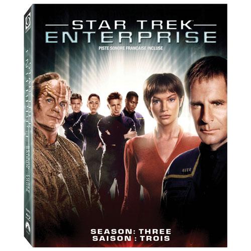 Star Trek: Enterprise: Saison 3 (Blu-ray)