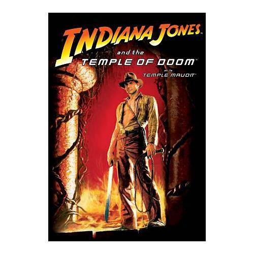 Indiana Jones And The Temple Of Doom (Blu-ray)