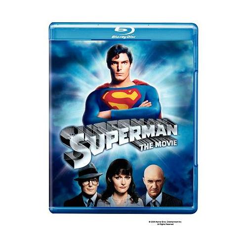 Superman The Movie (Bilingual) (Theatrical Cut) (DC Universe)