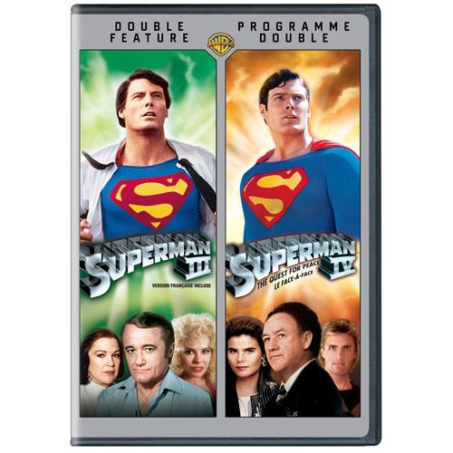Superman III/ Superman IV (DC Universe)