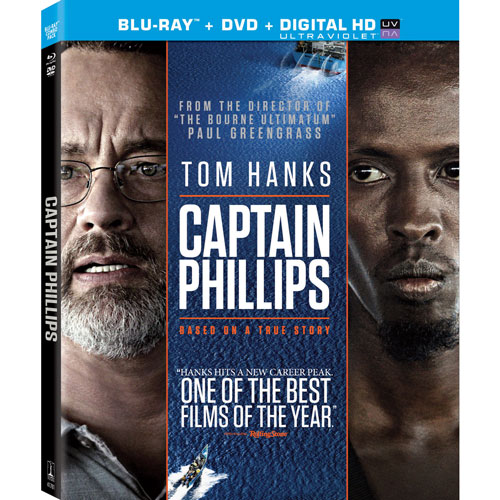 Captain Phillips (Blu-ray Combo) (2013)
