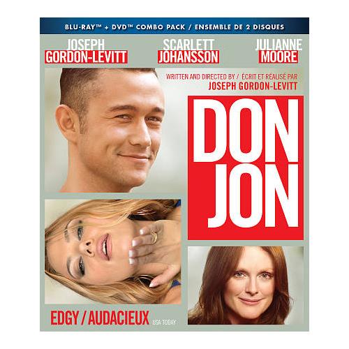 Don Jon (Blu-ray Combo) (2013)