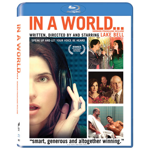In A World (Blu-ray)
