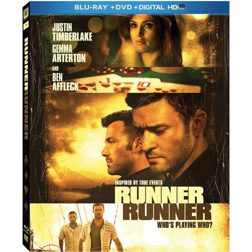 Runner Runner (Blu-ray) (2013)