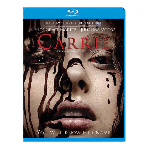 Carrie (Combo de Blu-ray) (2013)