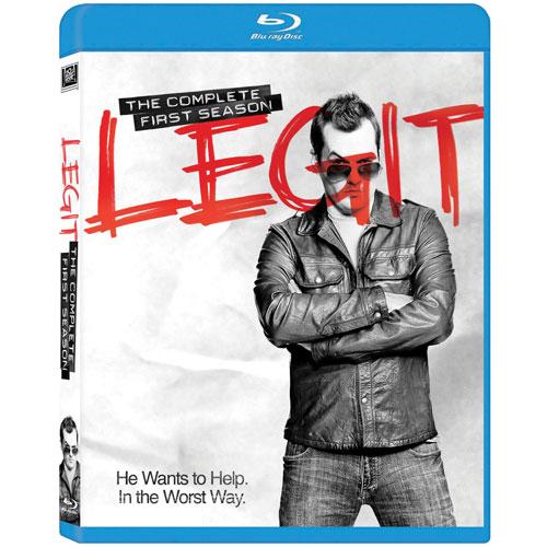 Legit: Season 1 (Blu-ray) (2013)