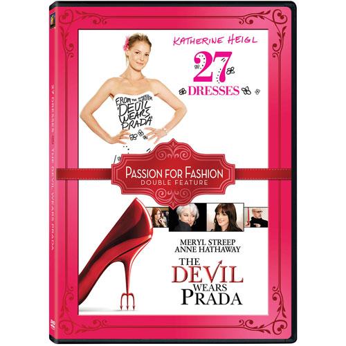 27 Dresses/ Devil Wears Prada
