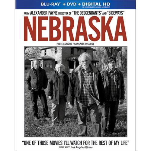 Nebraska (Blu-ray) (2013)
