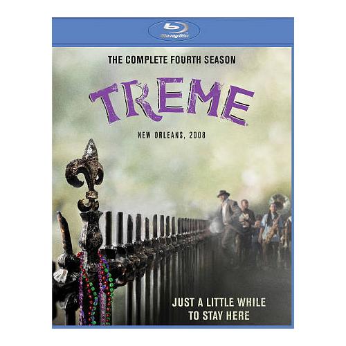 Treme: Saison 4 (Blu-ray)