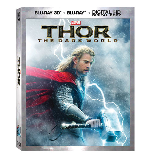 Thor: The Dark World (Combo de Blu-ray 3D) (2013)