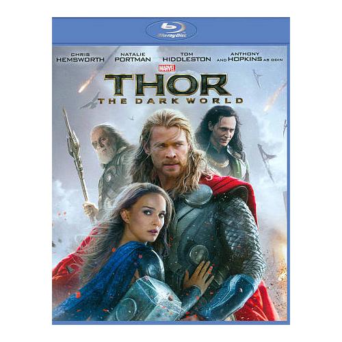 Thor: The Dark World (Blu-ray) (2013)