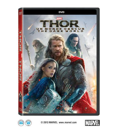 Thor: The Dark World (Bilingual) (2013)