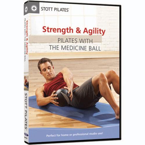 Strength & Agility: Pilates with the Medicine Ball (English)