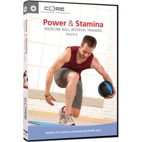 Power & Stamina: Medicine Ball Interval Training Volume 2 (English)