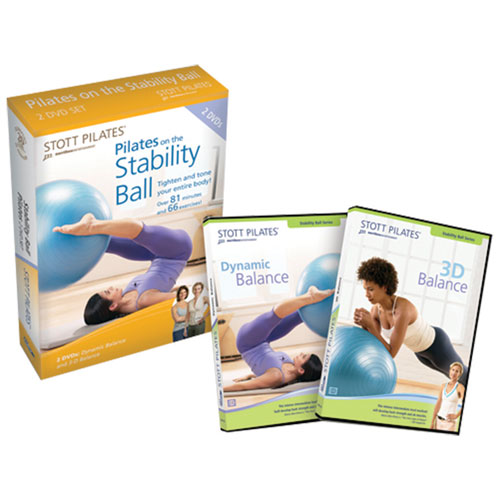 Pilates: Stability Ball Dynamic Balance/ 3-D Balance (anglais)