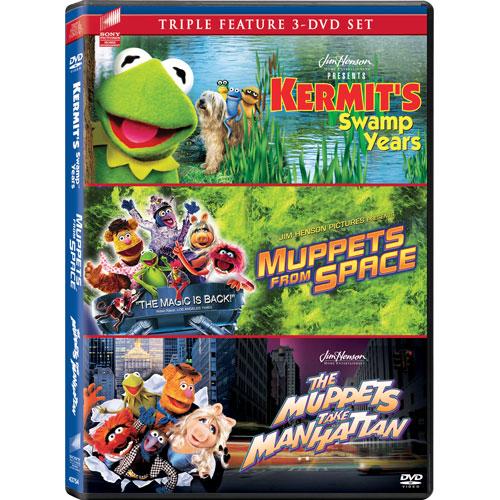 Muppets Triple Feature