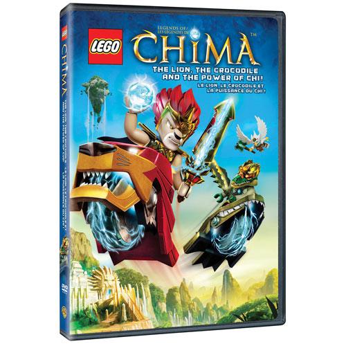 LEGO: Legends Of Chima Season 1 Part 1 (Bilingual)