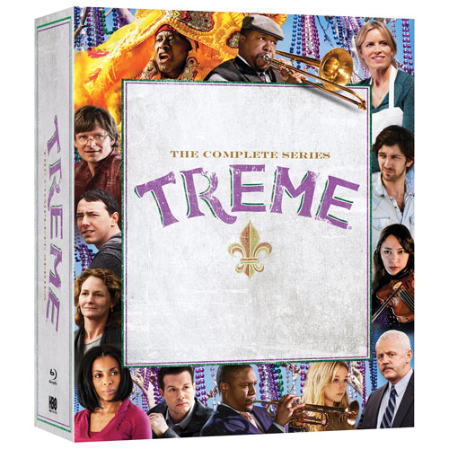Treme: The Complete Series (Blu-ray)