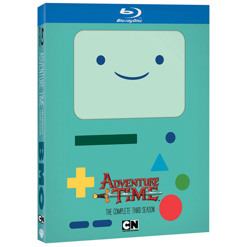 Cartoon Network: Adventure Time: Saison 3 (Blu-ray)