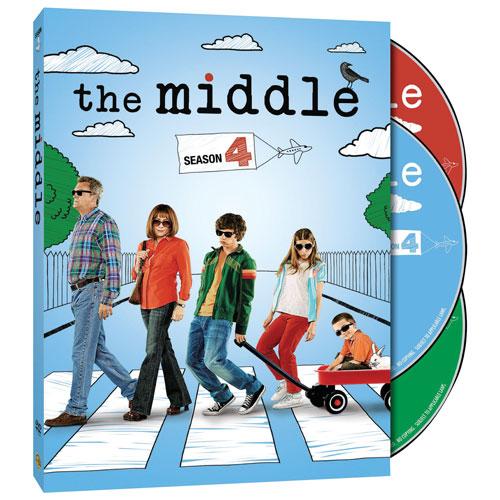 Middle The: Season 4