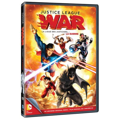 DC Universe: Justice League: War (2013)