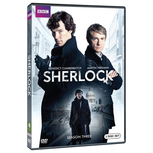 Sherlock: Saison 3 (anglais)