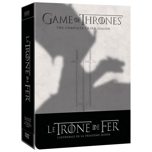 Game Of Thrones: Season 3 (French)