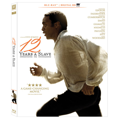 Twelve Years A Slave (Blu-ray With UltraViolet) (2013)