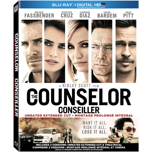 Counselor The (Blu-ray Avec UltraViolet) (2013)