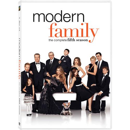 Modern Family: Saison 5 (2013)