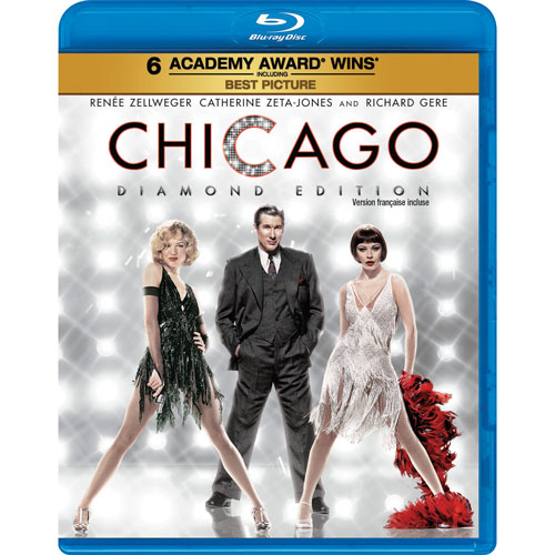 Chicago (édition Diamant) (Blu-ray)