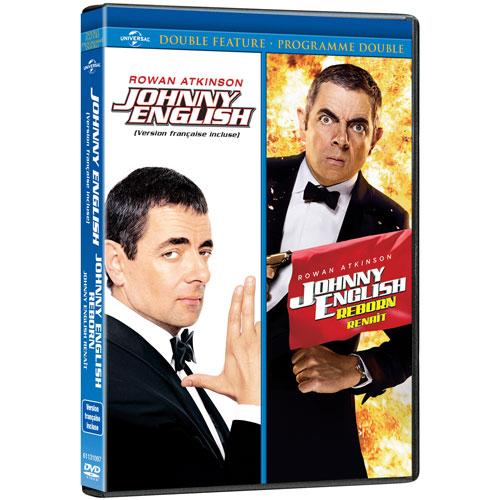 Johnny English 2 Movie Pack