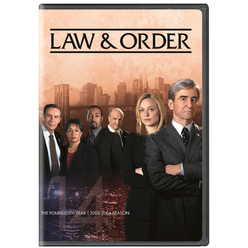 Law & Order 14th Year