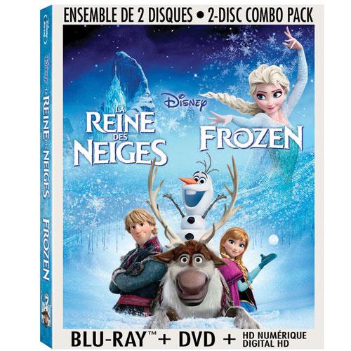 Frozen (Bilingual) (Blu-ray) (2013)