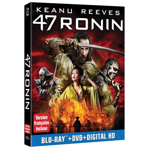 47 Ronin (Blu-ray Combo) (2013)