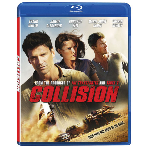 Collision (Blu-ray) (2013)