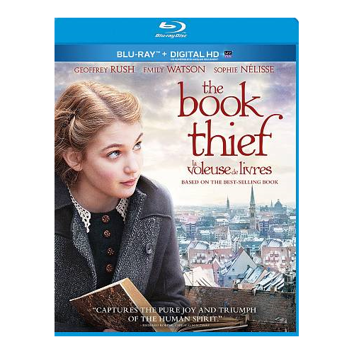 Book Thief (Blu-ray)