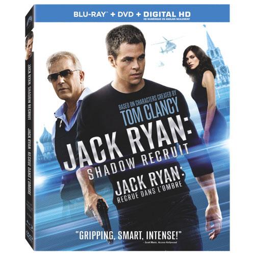 Jack Ryan: Shadow Recruit (Blu-ray Combo) (2014)