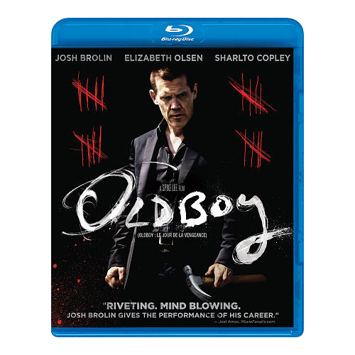 Oldboy (Blu-ray) (2014)