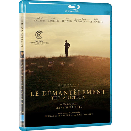 Le Demantelement (The Auction) (Blu-ray)