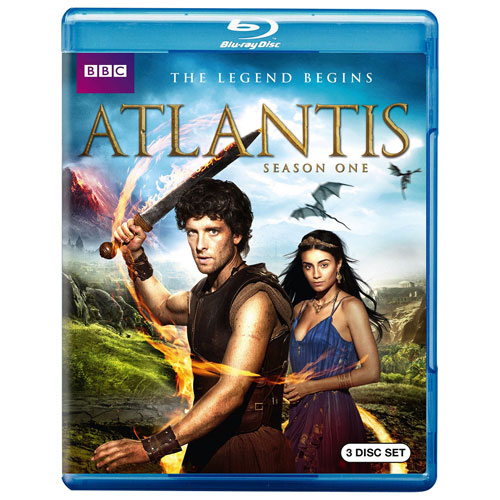 Atlantis: Season One (Blu-ray)