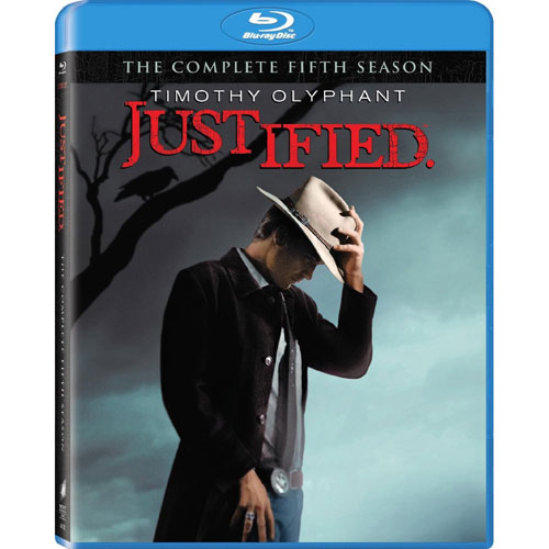 Justified: The Complete Fifth Season (Blu-ray)
