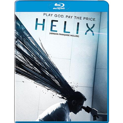 Helix: L'intégrale de la première saison (Blu-ray)