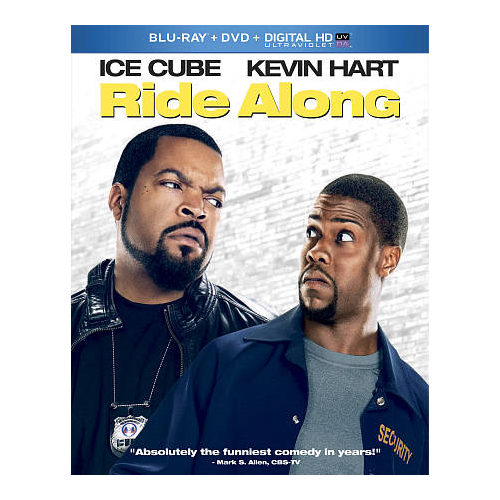 Ride Along (coffret Blu-ray) (2014)