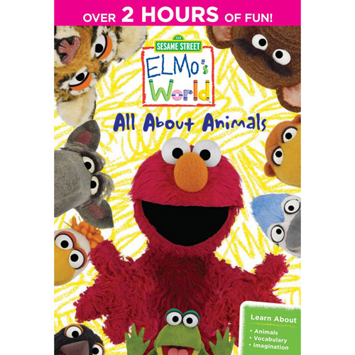 Elmo's World : All About Animals