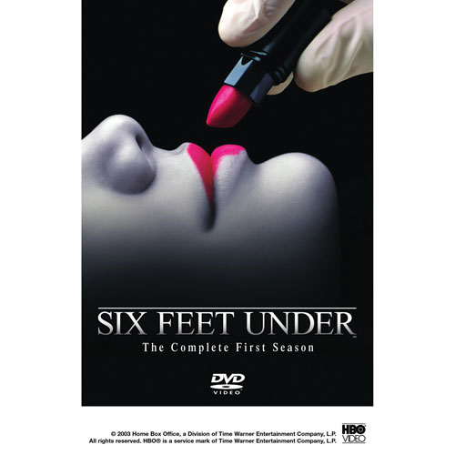 Six Feet Under - The Complete First Season (Includes HBO Sampler Disc)